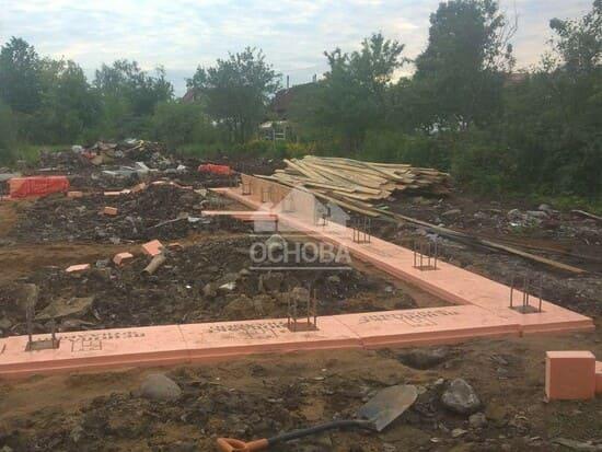 Свайно-ростверковый фундамент цена в Иркутске под ключ